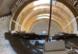 硫酸系统吸收塔砌筑施工